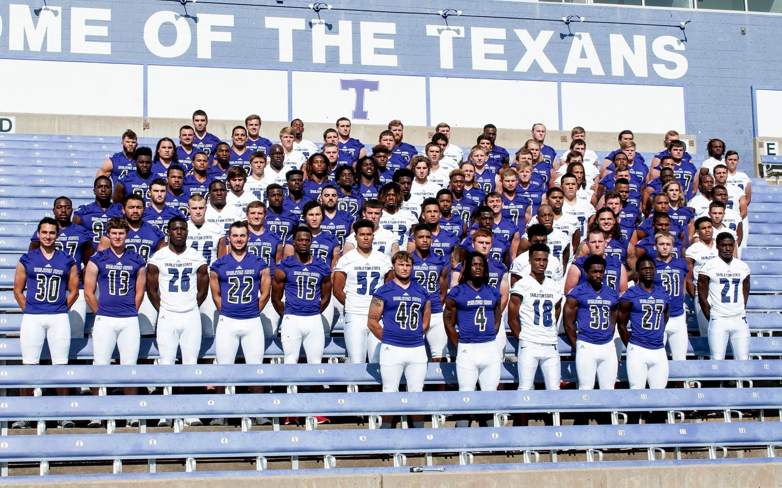 2015 0 Roster Tarleton State University Athletics